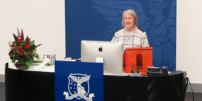 The Right Hon Lady Hale