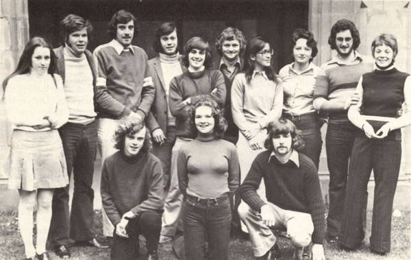 The MLS Law Students' Society in 1965