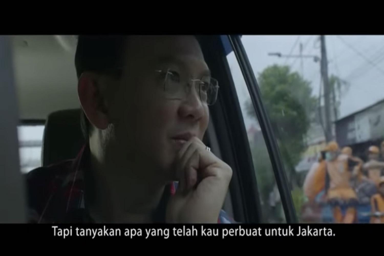 Ahok Campaign Ad