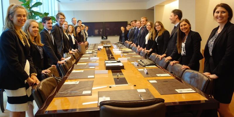 Global Lawyer seminar
