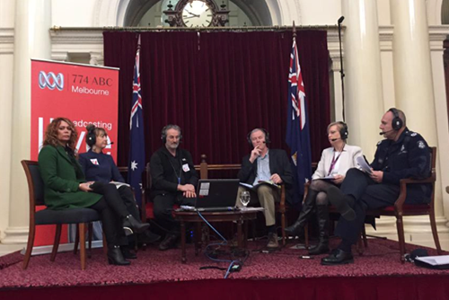 A panel on family violence thumbnail