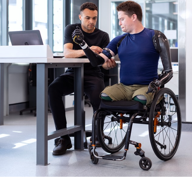 SM Technology and Disability