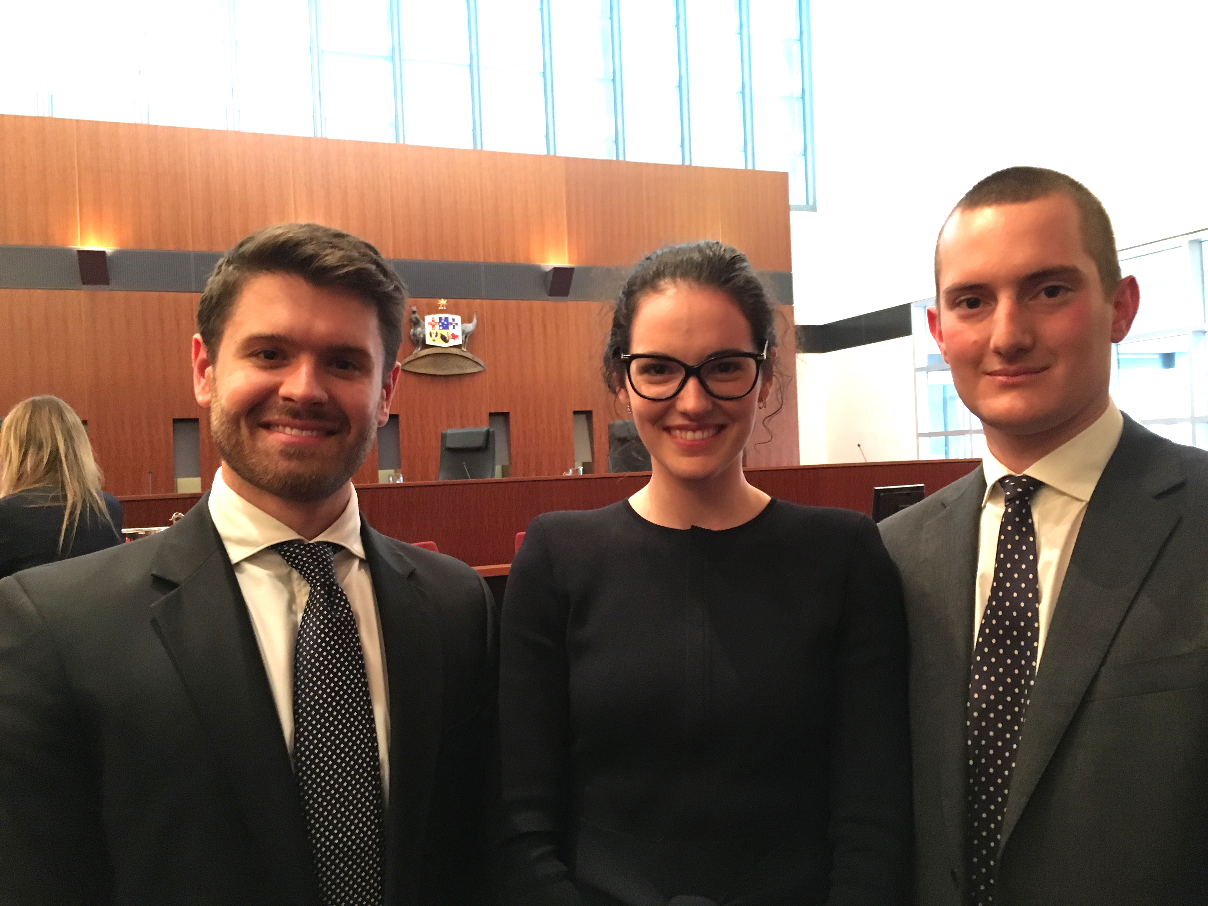 MLS Gibbs Moot team