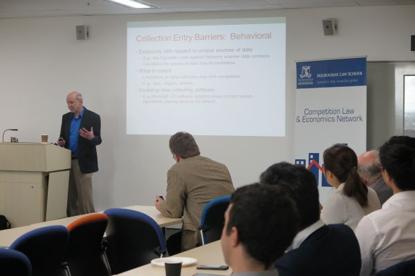 CLEN Discussion Group with Prof Dan Rubinfeld