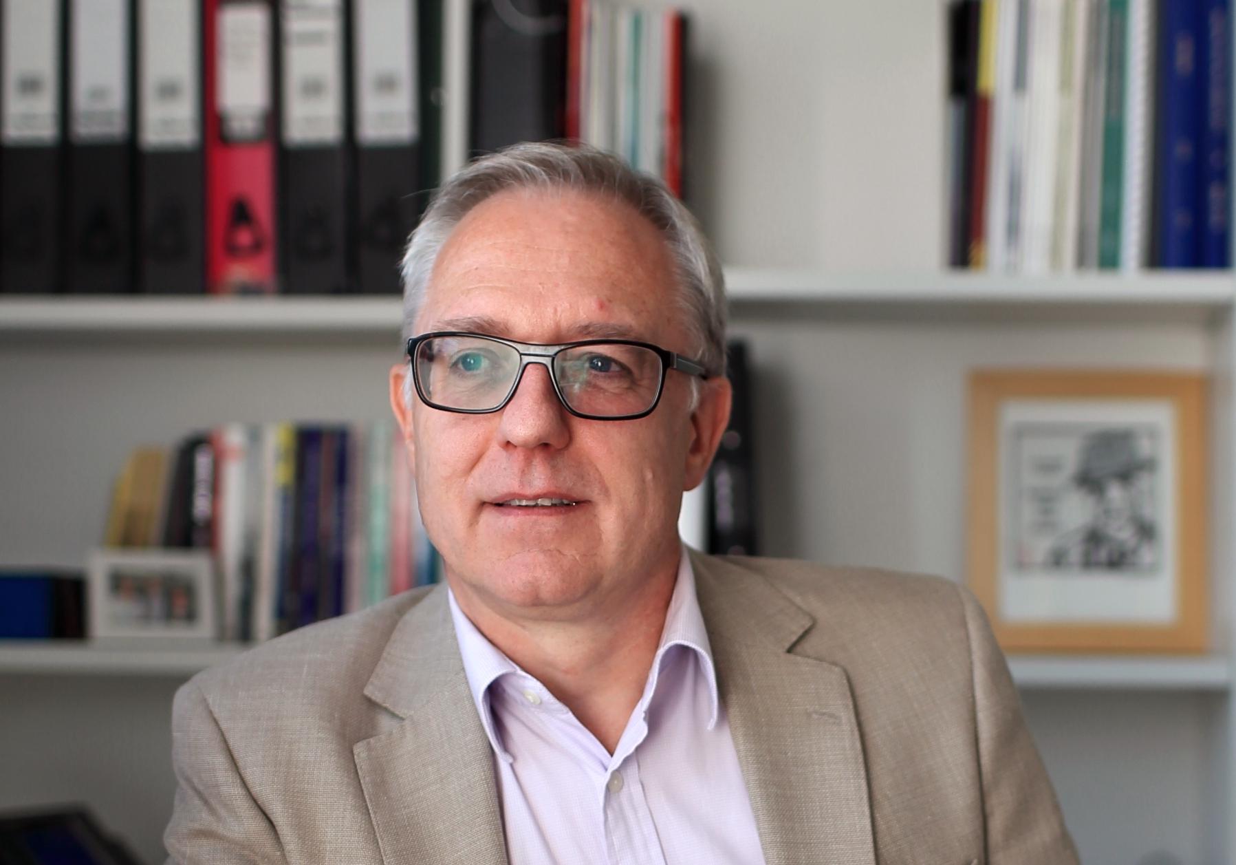 Professor Julian Webb