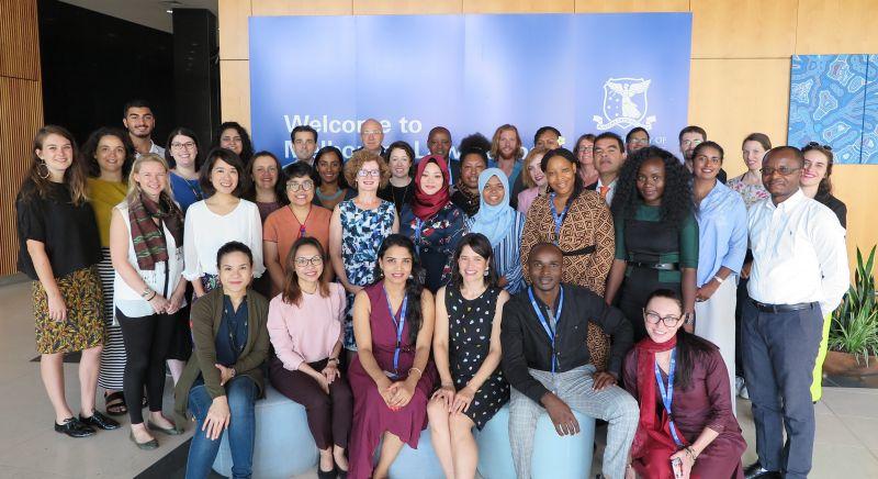 2019 Course Participants