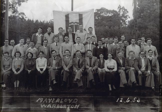 Law Students 1953