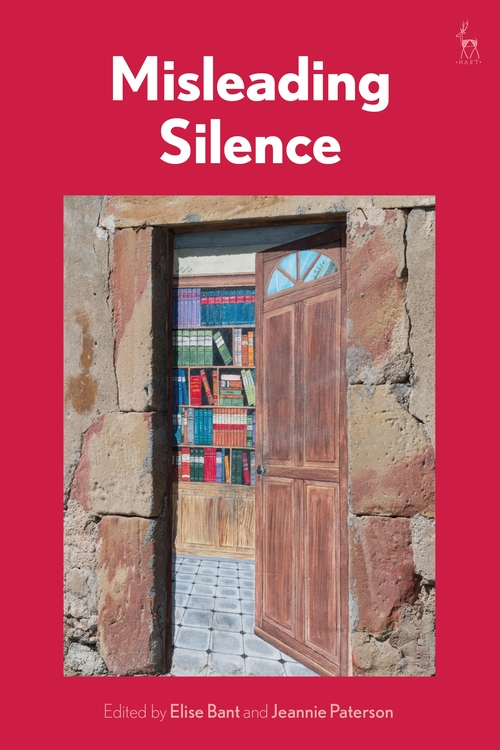 Misleading Silence Book Cover