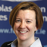 Dr Catherine O'Rourke