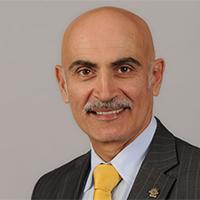 Professor Bruce Oswald CSC