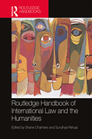 Routledge Handbook on International Law and Humanities book cover