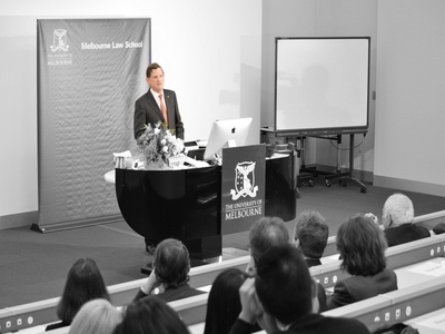 Harold Ford Lecture