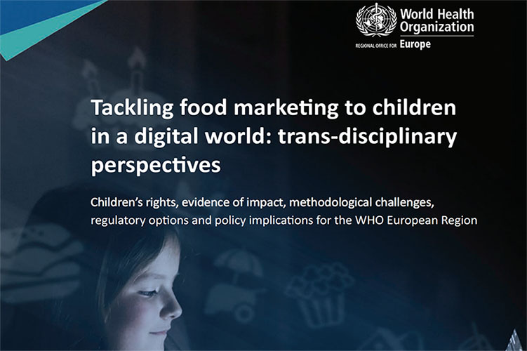 Tackling food marketing to children