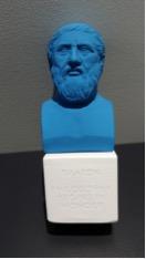 Jan's Plato Bust
