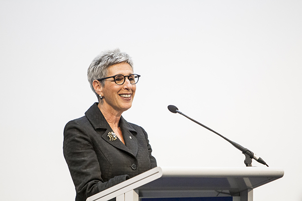 Her Excellency the Honourable Linda Dessau AC, Governor of Victoria