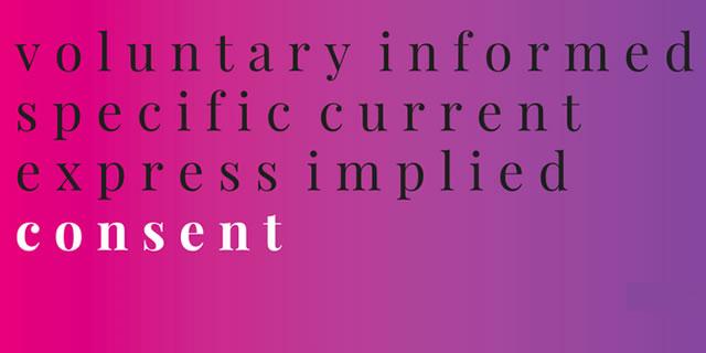 Consent Public Forum Image