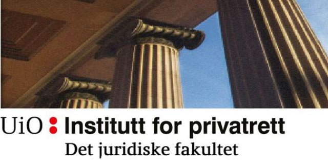 Faculty of Private Law - University of Oslo