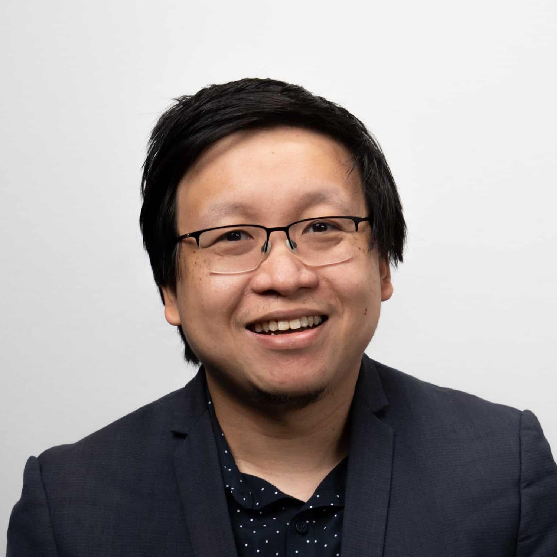 Research Fellow Marc Cheong
