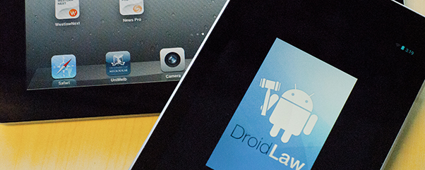 Mobile law devices