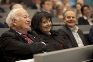 Bob and Ruth Baxt