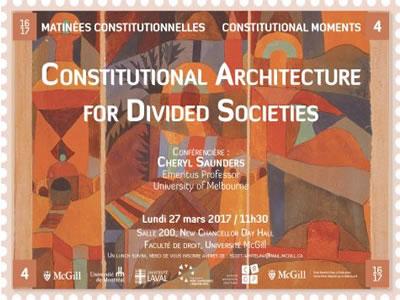Constitutional Architecture Event