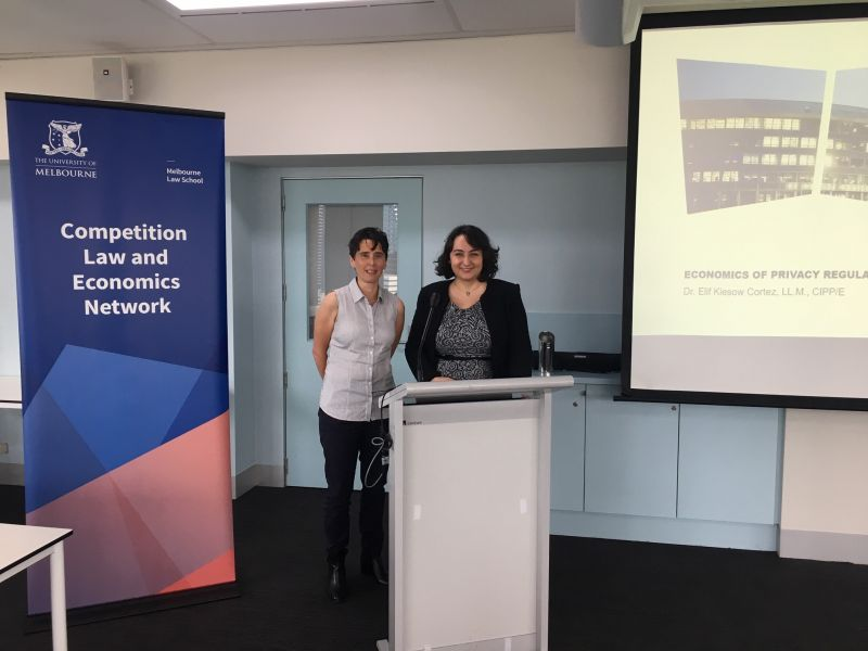 Regular Discussion Group : Melbourne Law School