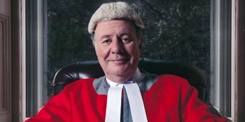 Justice Philip Mandie