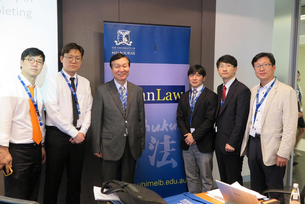 Sports Law and Integrity Workshop