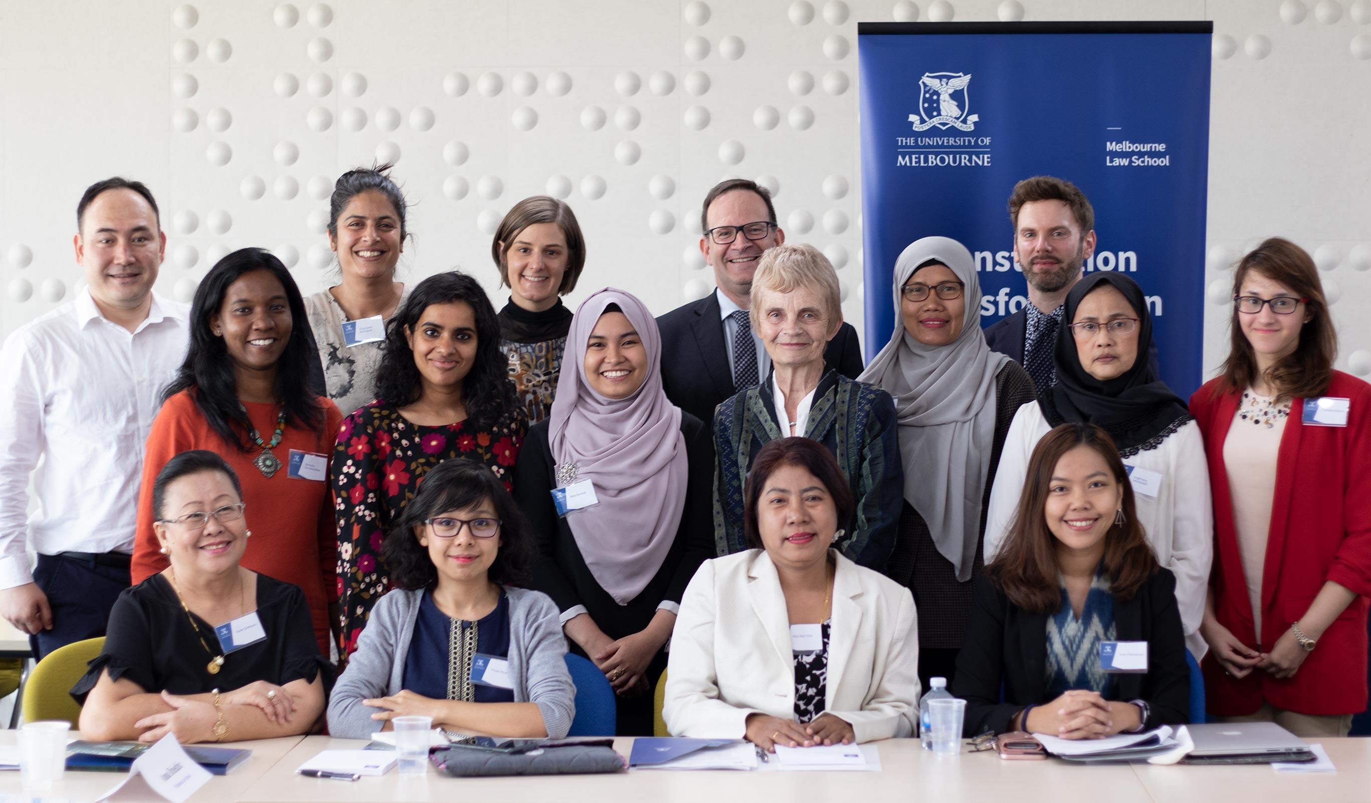 CTN ASEAN Women Workshop Group Photo