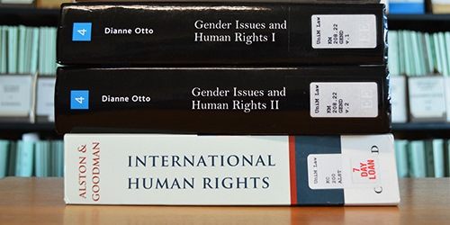 Master of Human Rights Law books