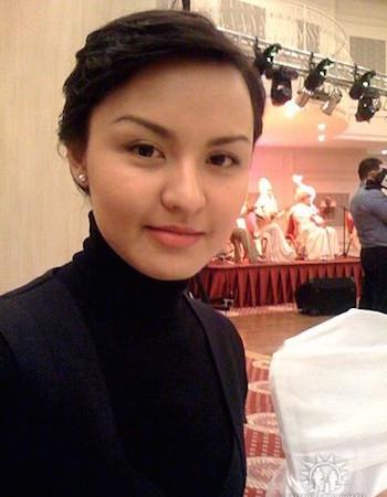 Aliya Khussaiynova