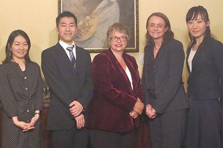 Japanese legal fraternity
