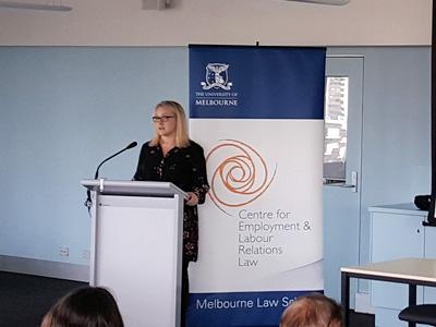 Amy Ludlow Speaking