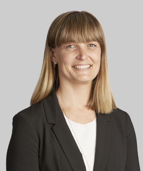 Jillian Button (BA, LLB 2005), a planning and environment partner at law firm Allens.