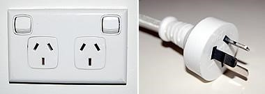 Power Outlet and Cord