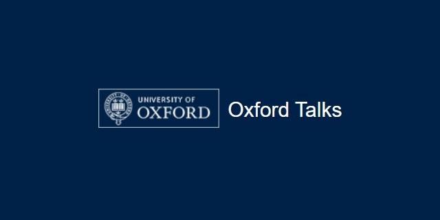 Oxford Talks