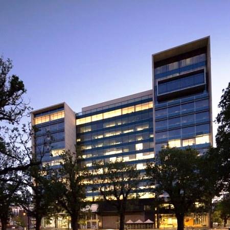 New Melbourne Law School building