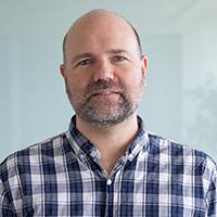 Research Fellow Simon Coghlan