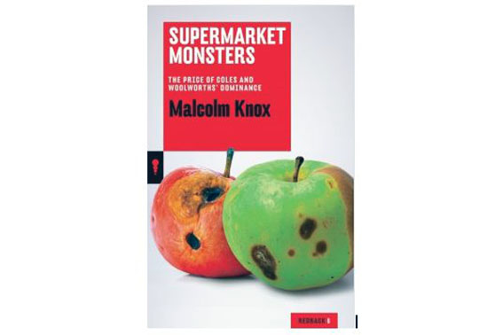 Image of Supermarket Monsters Book